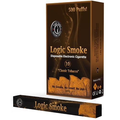 Disposable cigarettes