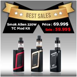 Smok Alien 220W TC Mod Kit